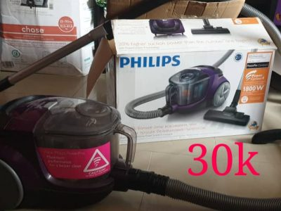 Philips Power Hoover