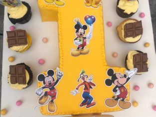 Funcy Catering Service (Character Cakes)