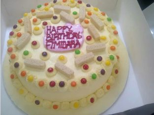 Funcy Catering Service (Funcy Butter Icing Cakes)