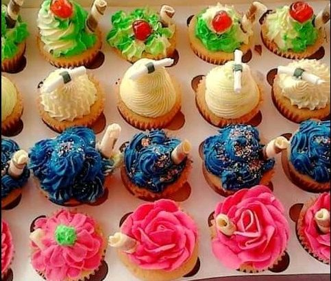 Funcy Catering Service (Funcy Icing Cupcakes)