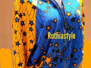 Ruthiastyle Adult Reversible Hooded Jacket & Pant