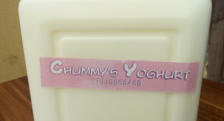 Chummy's Yoghurt and Parfait